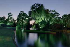Illuminations Lighting Design Is First Choice For River Oaks Country Club