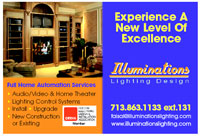 Illuminations Lighting Design Launches Advertising Campaign Spotlighting Home Automation Services