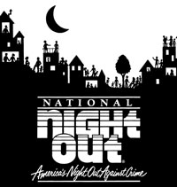 National Night Out – Rice Military Civic Club 2005