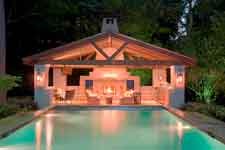 Outdoor summer kitchen lighting illuminations lighting design summer kitchens have become increasingly popular throughout houston over the past few years these luxury outdoor buildings are actually much more than aloadofball Gallery