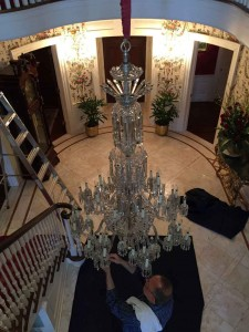 Why Should You Invest in an Aladdin Chandelier Lift?