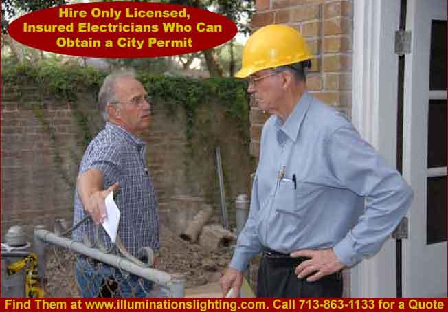 Licensed Houston Electricians