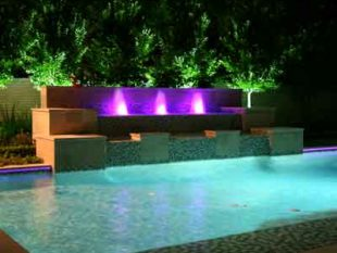 LED Lighting - Purple