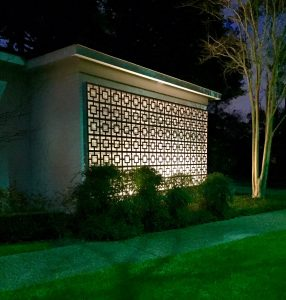 Landscape Lighting with a Plan